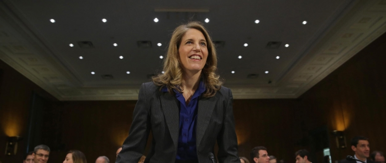 Secretary Sylvia Matthews Burwell, Health and Human Services