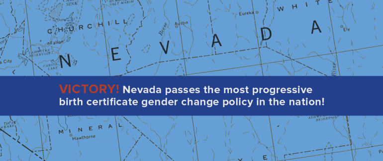 victory: nevada passes the most progressive birth certificate gender