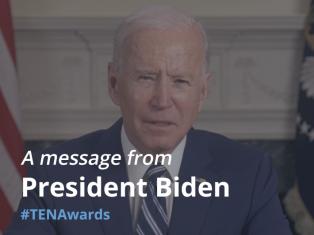 Joe Biden's message to NCTE