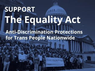 Support the Equality Act