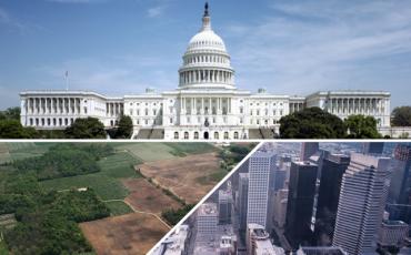 Agendas federales estatales y locales.